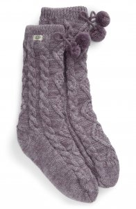 UGG Fleece-lined Socks