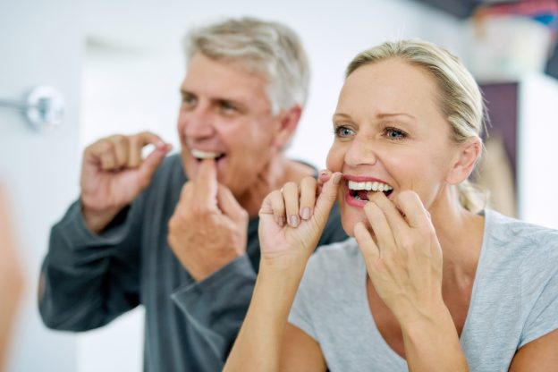 how to handle aging teeth