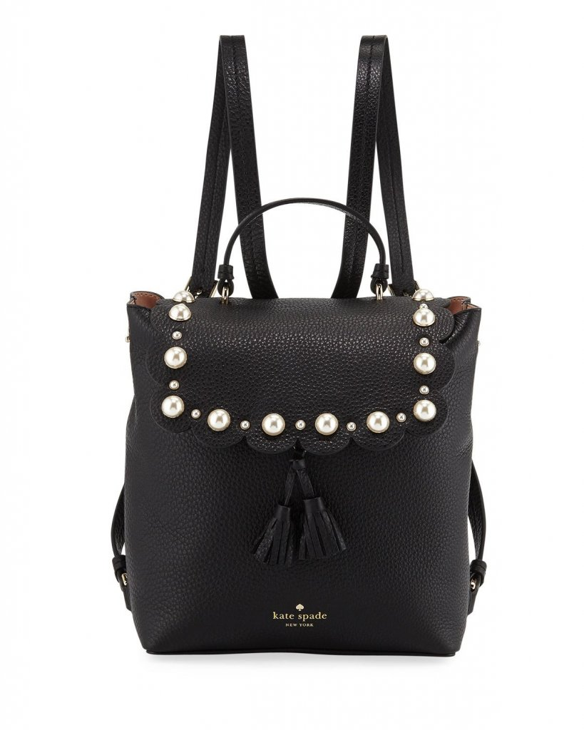 kate spade new york hayes street pearly backpack