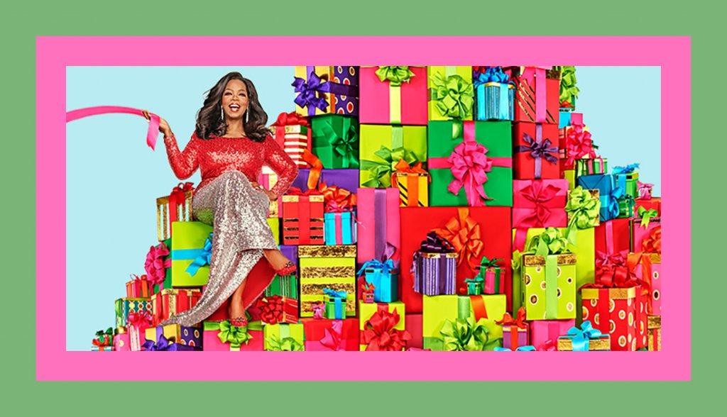 2018 Oprah Favorite Things