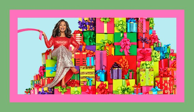 2018 Oprah Favorite Things
