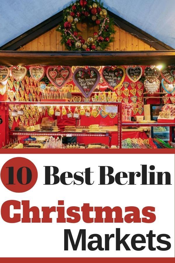 10 Best Berlin Christmas Markets