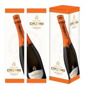 Cinzano Prosecco gift pack