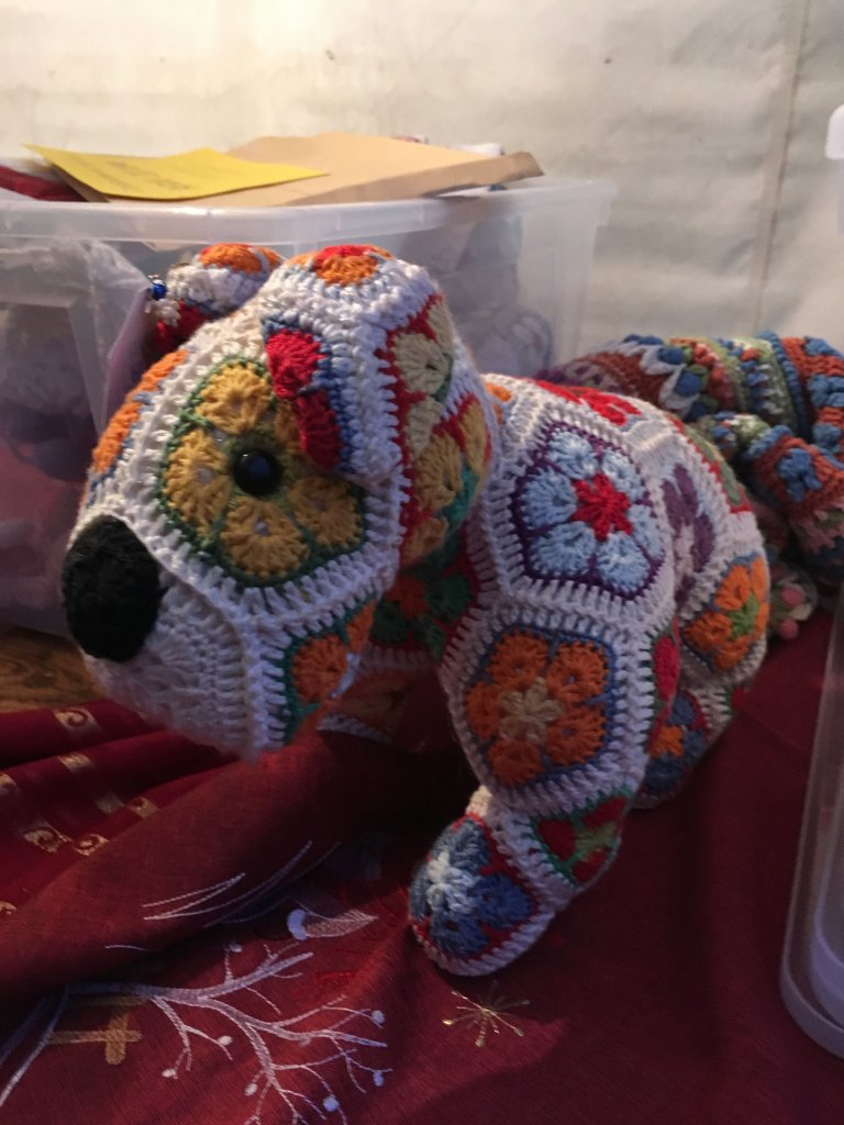 CrochetDog