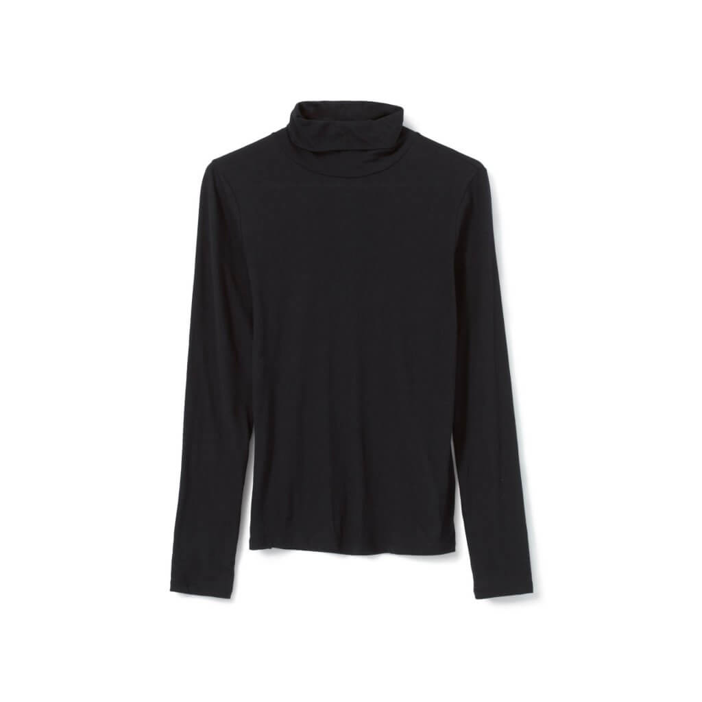 Everlane Cotton Turtleneck Tee