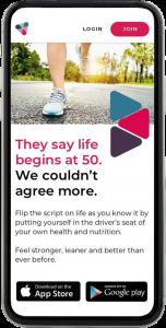 Flip50 App