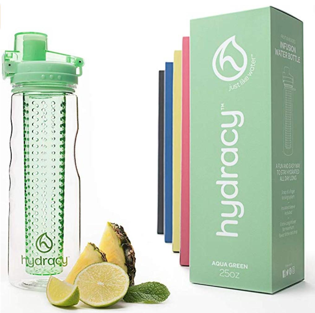Hydracy Infuser Bottle