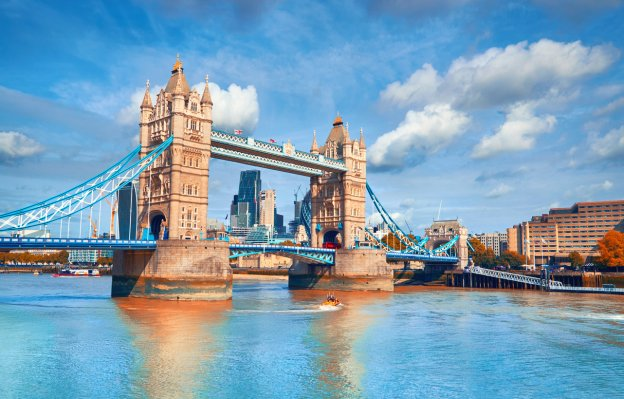 London Landmarks Feature