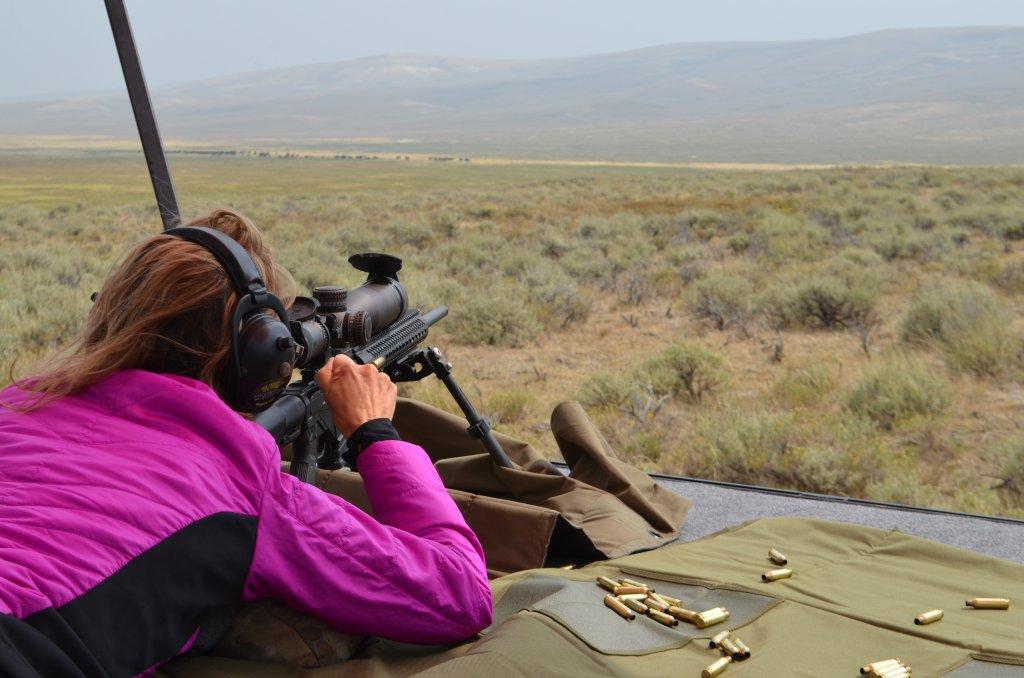 Nomad Rifleman Maureen