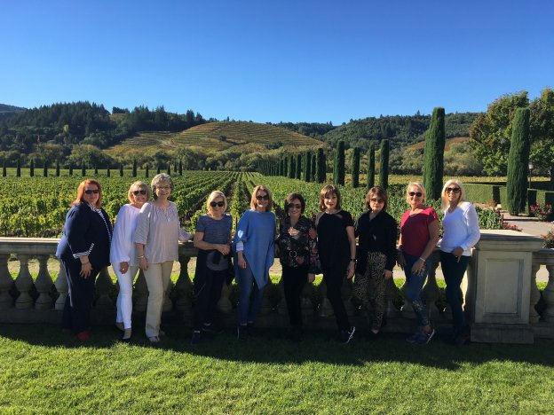 Sonoma Wineries Feature