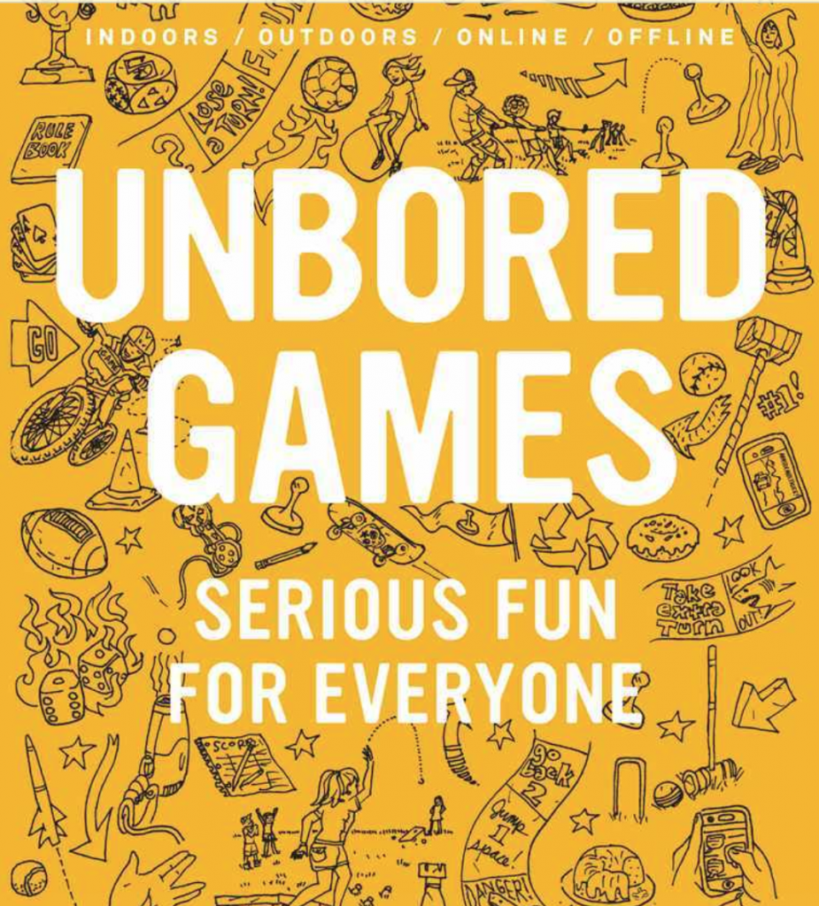 Unbored Games Book
