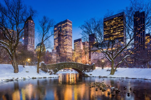 Winter Weekend in New York