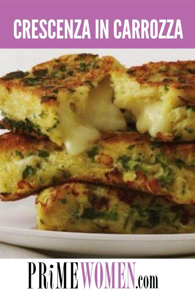 The Ultimate Cheese Sandwich: Crescenza in Carrozza