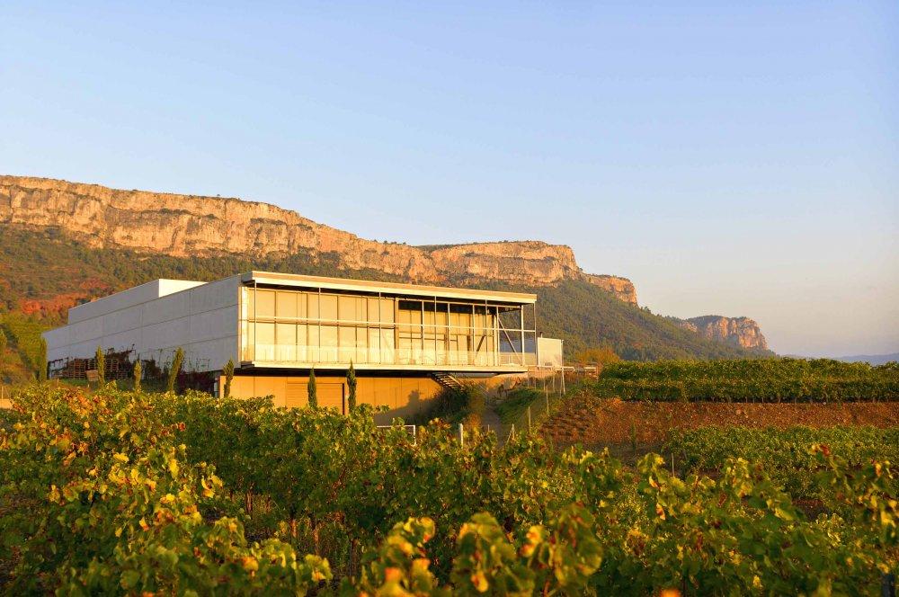Torres Priorat Bodega/Winery