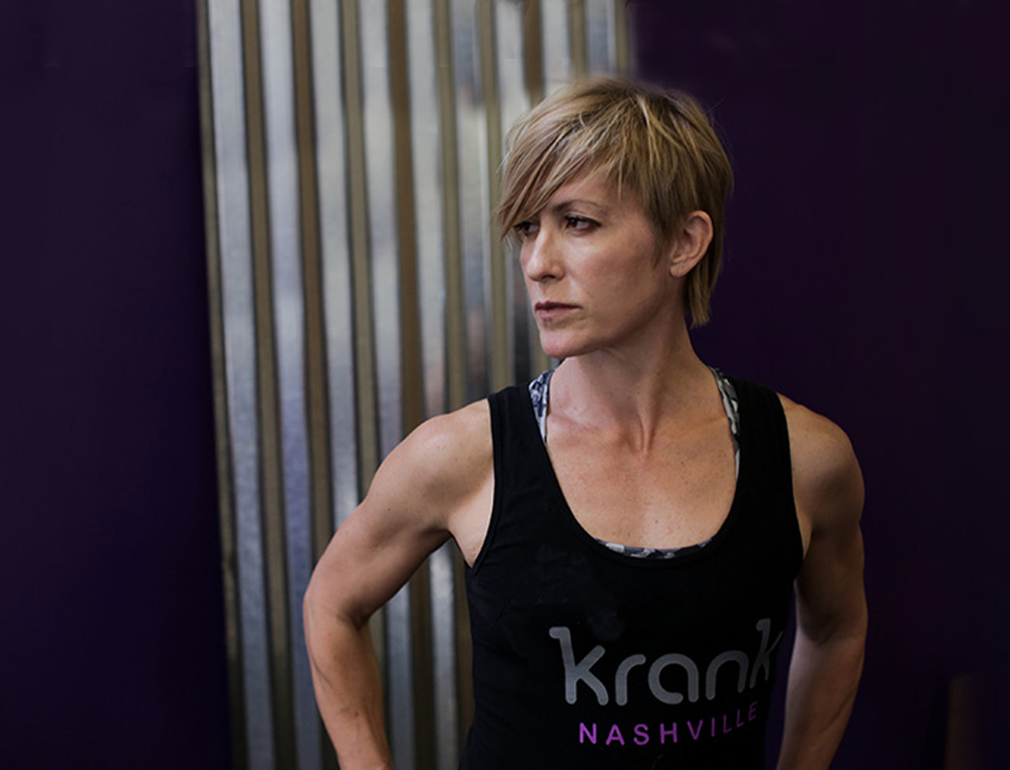 Trainer Sarah-Jane Hill
