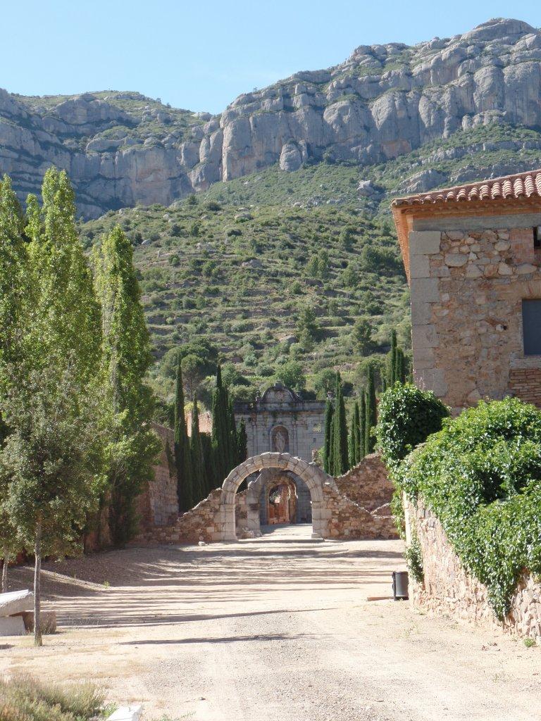 Cellars Scala Dei Monestary/Winery