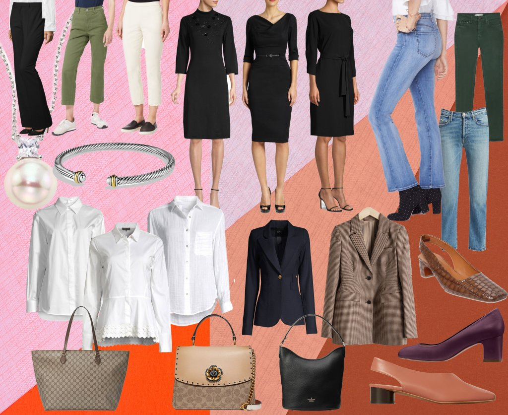 8 Closet Essentials for Women over (or Nearing) 50