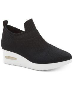 Black-Platform-Sneaker-DKNY-Macys