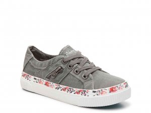 Blowfish Floral platform sneaker