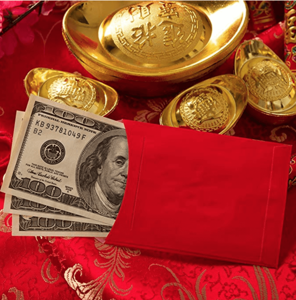 CNY Red Pockets