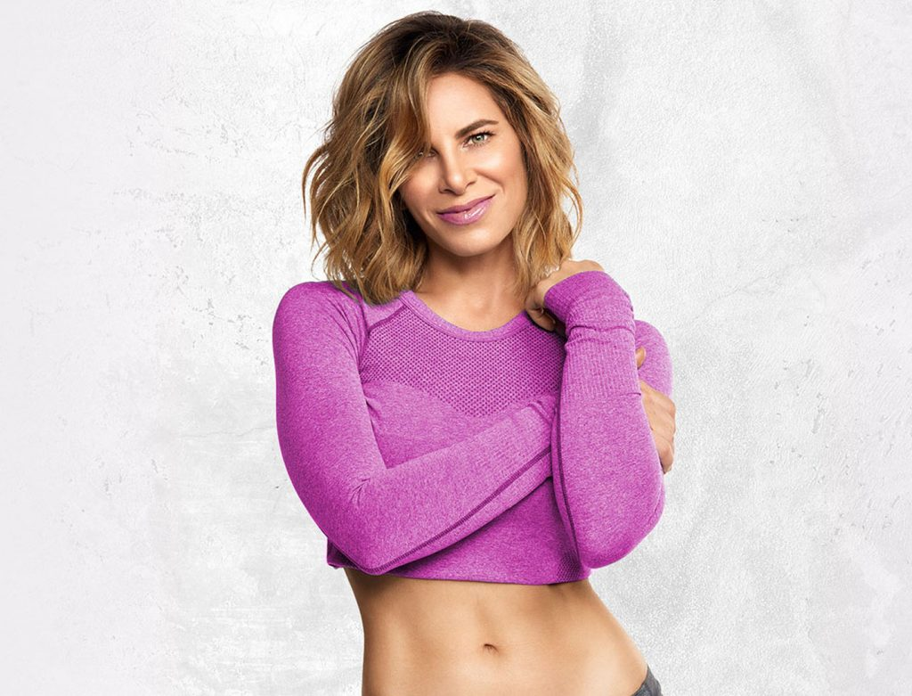 Jillian Michaels fitness trainer