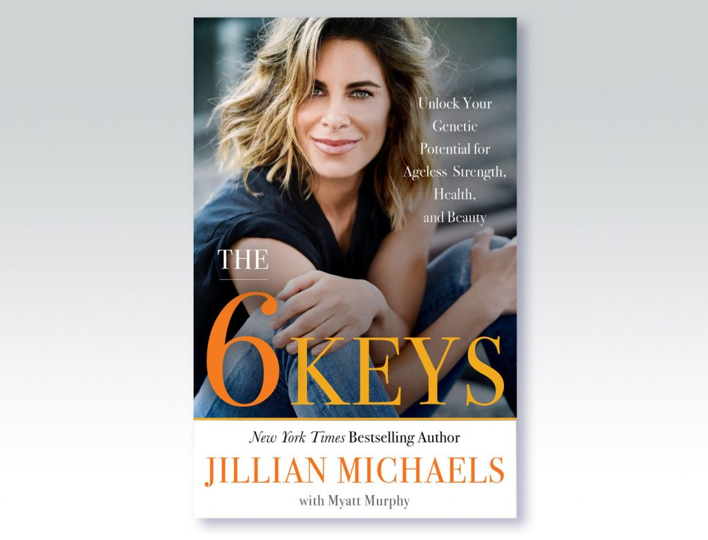Jillian Michaels book cover