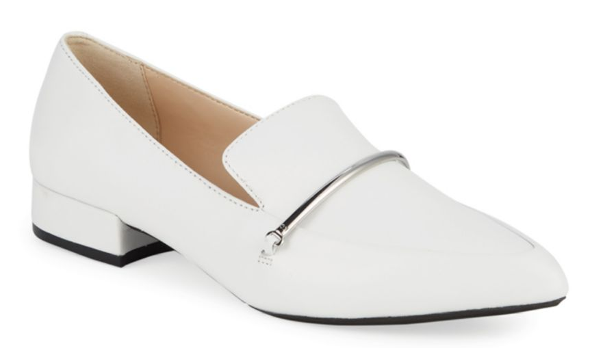 Kenneth Cole New York Caila Classic Leather Loafer
