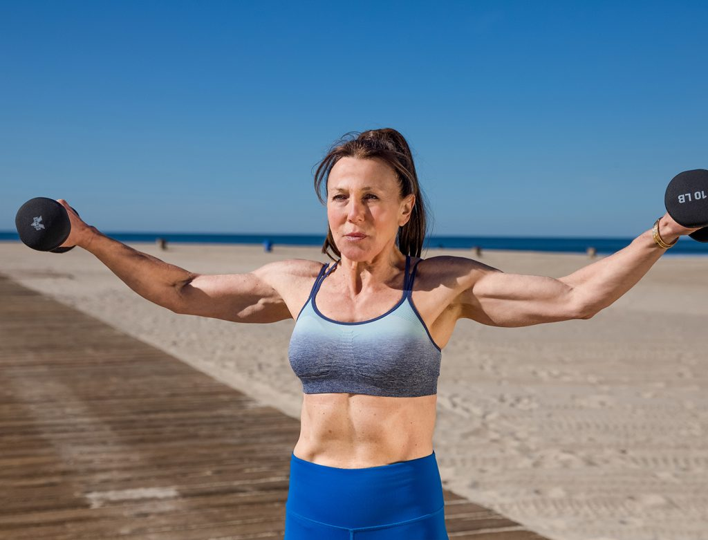SHOULDERS lateral raise - shoulder exercises