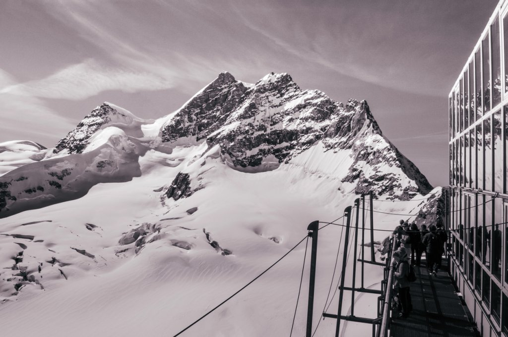 Switzerland Travel Jungfraujoch
