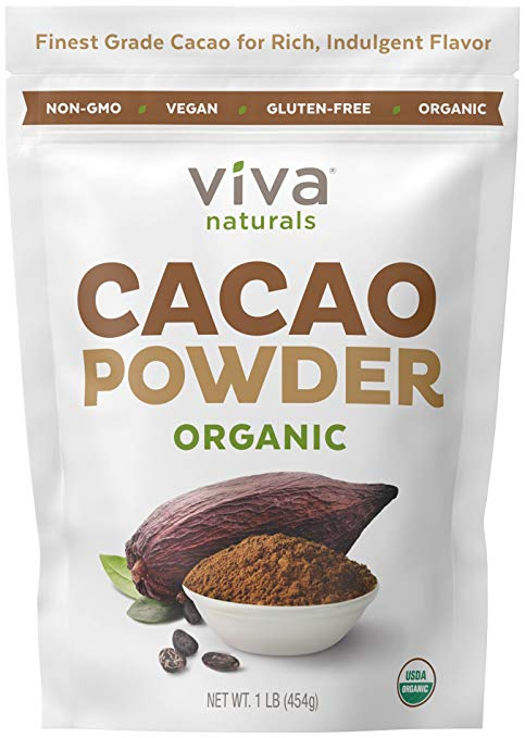 Viva Natural Cacao Powder