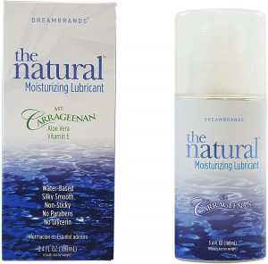 water based lubricant for feminine dryness