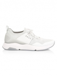 cole haan white high tech trainer sneakers