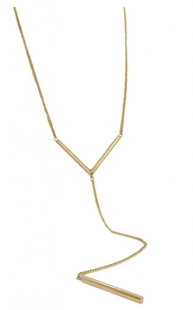 Artisan & Fox Juma Drop Necklace