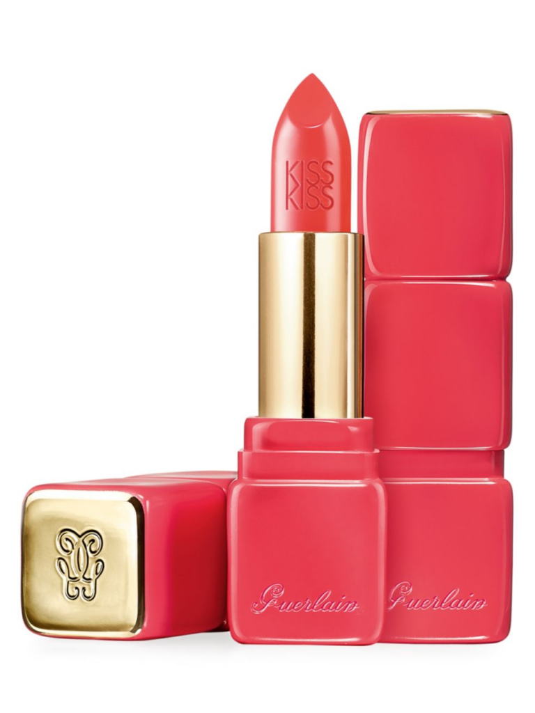 Guerlain KissKiss Color of Kisses Creamy Shaping Lip Color in Sugar Kiss