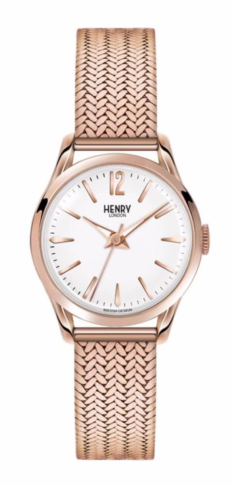 Henry London Bracelet Watch