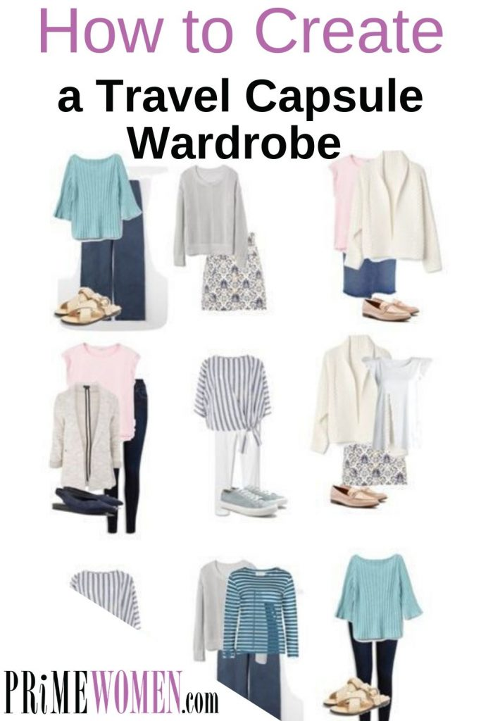 How to Create a Travel Capsule Wardrobe