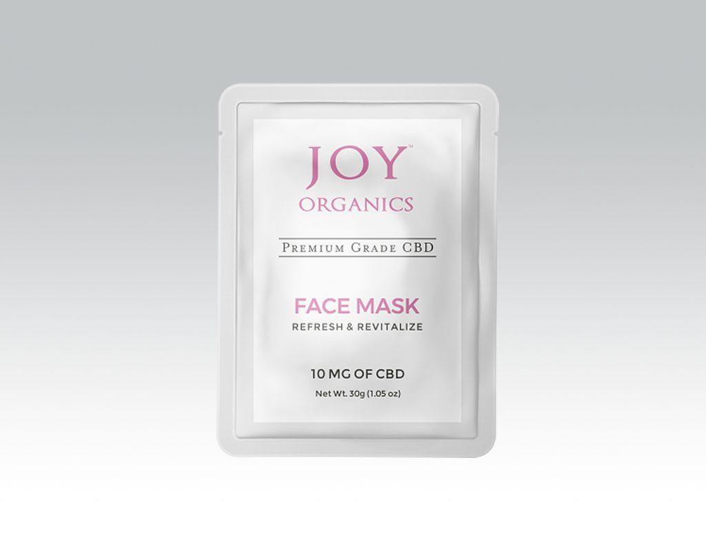 Joy face mask