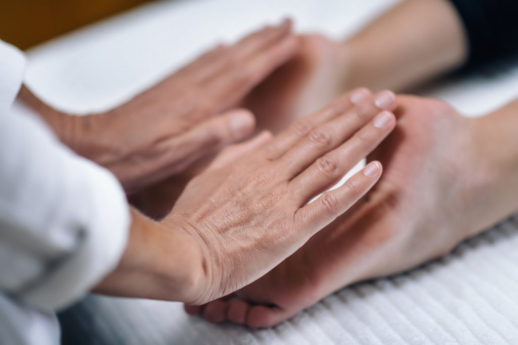 Reiki Foot Treatment