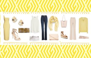Fashion Over 50: Say Yellow Feature