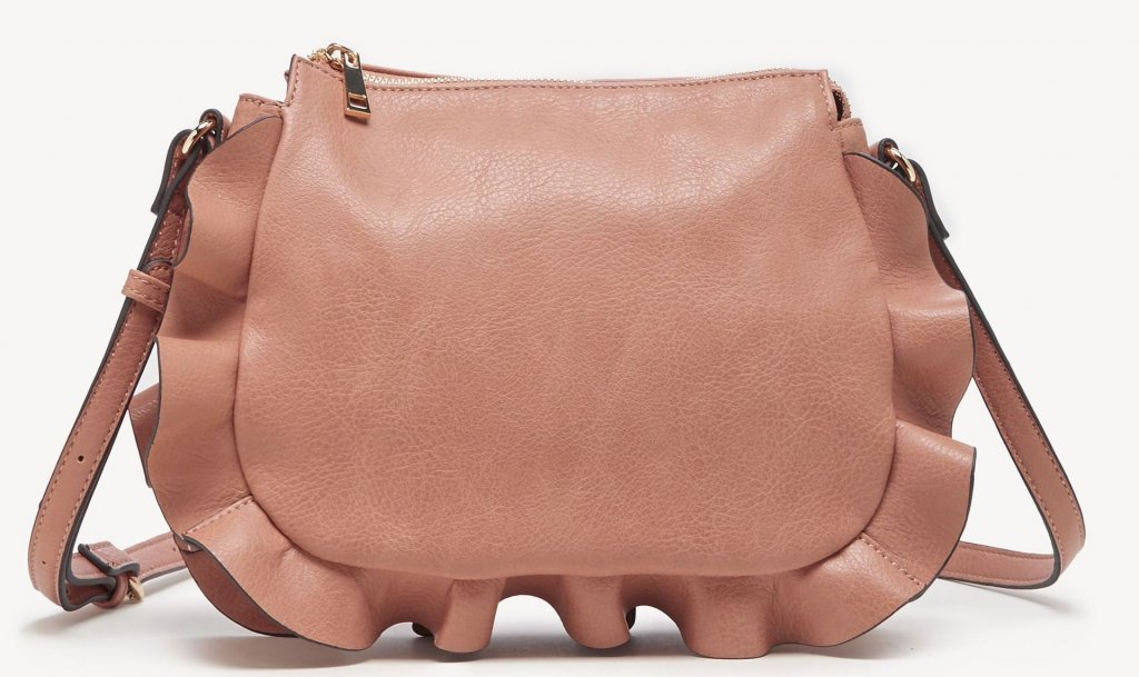Sole Society Arwen Vegan Leather Crossbody