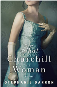 That Churchill Woman by Stephanie Letts