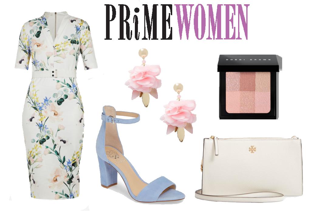 Floral Dress for Spring Fashion