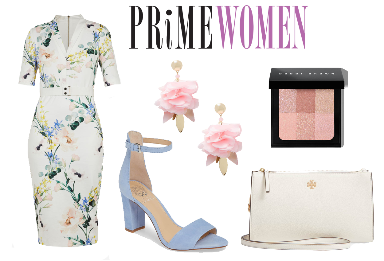 Floral Dress for Spring Fashion