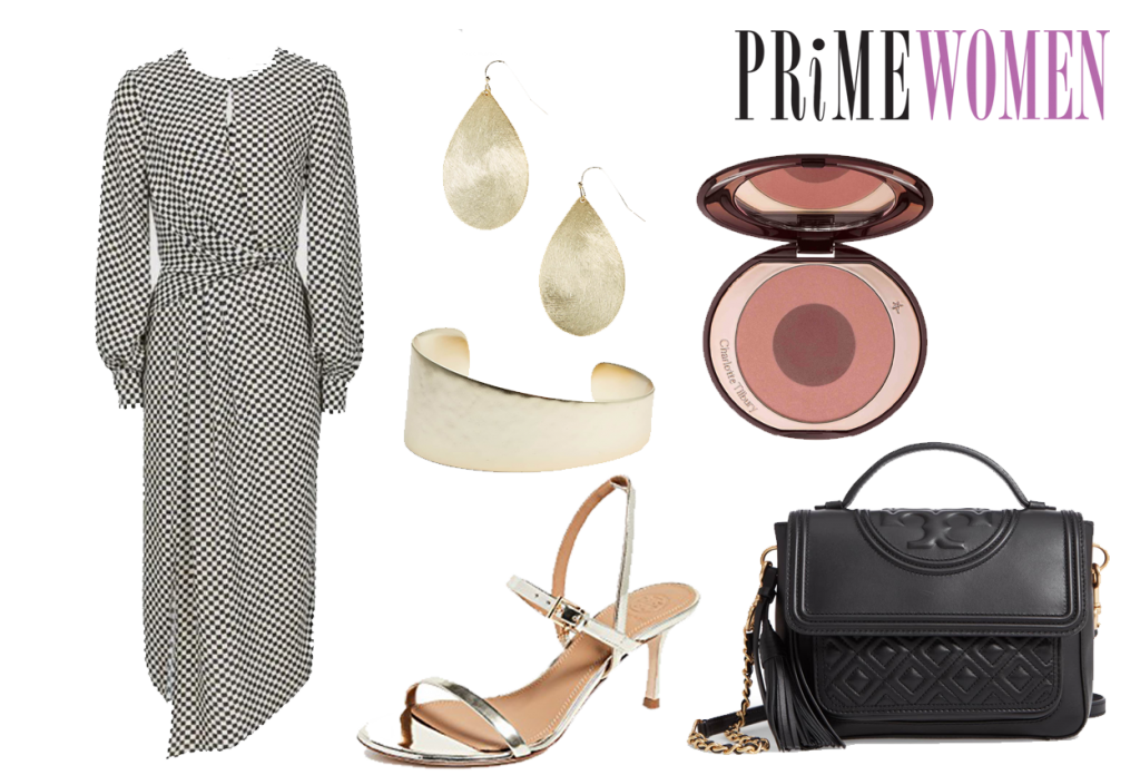 Classy Dinner Look for Spring Fashion