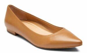 Vionic Lena Pointed Toe Flat