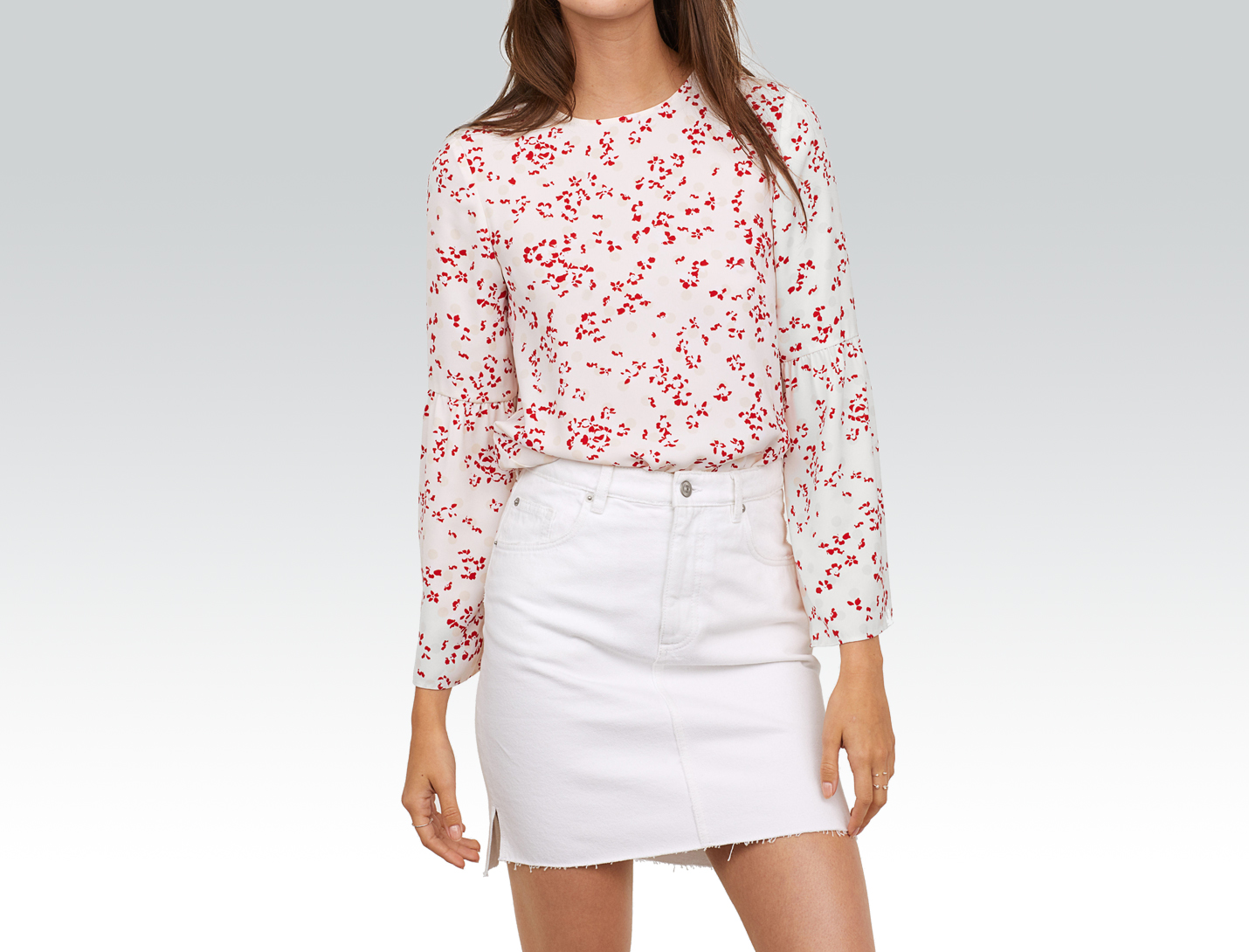 spring top from H&M