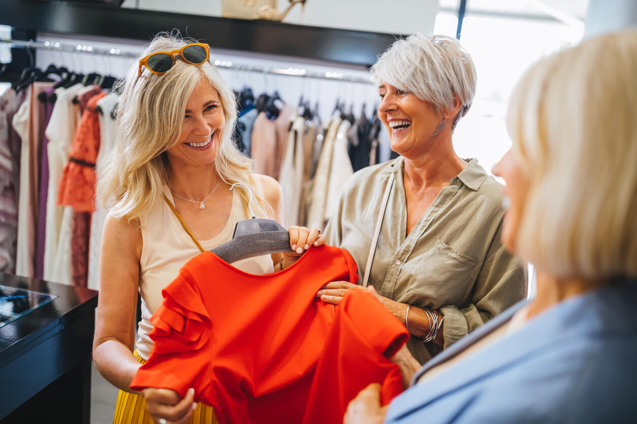 Best stores for women over 50