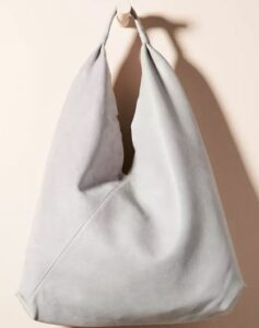 Anthropologie Arden Slouchy Tote Bag