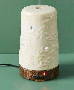 Anthropologie Ultrasonic Oil Diffuser