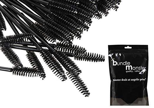 BMC 100pc Disposable Mascara Wand Applicators